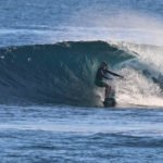 Harry's surfing improved immensly during his stay at Aganoa