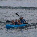 3.the appleton family surfing the kayak