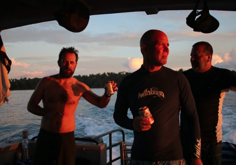 01.-Bintangs-on-the-run-home-after-a-day-of-waves.-There-is-a-heaven-and-these-three-blokes-have-been-there